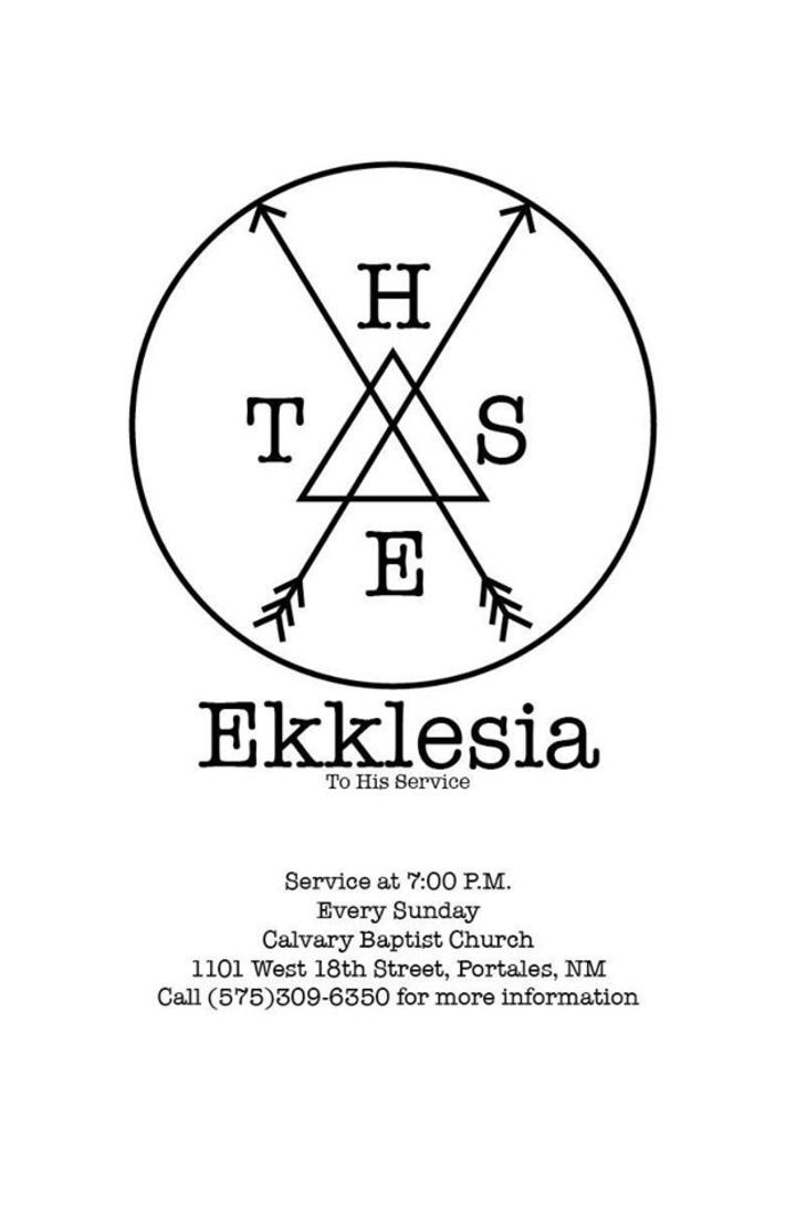 Ekklesia Tour Dates