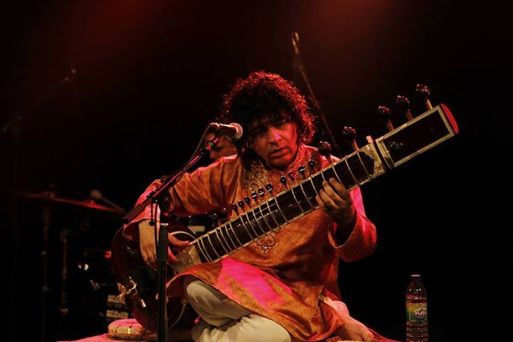 Anwar Khurshid - Sitar Fusion Tour Dates