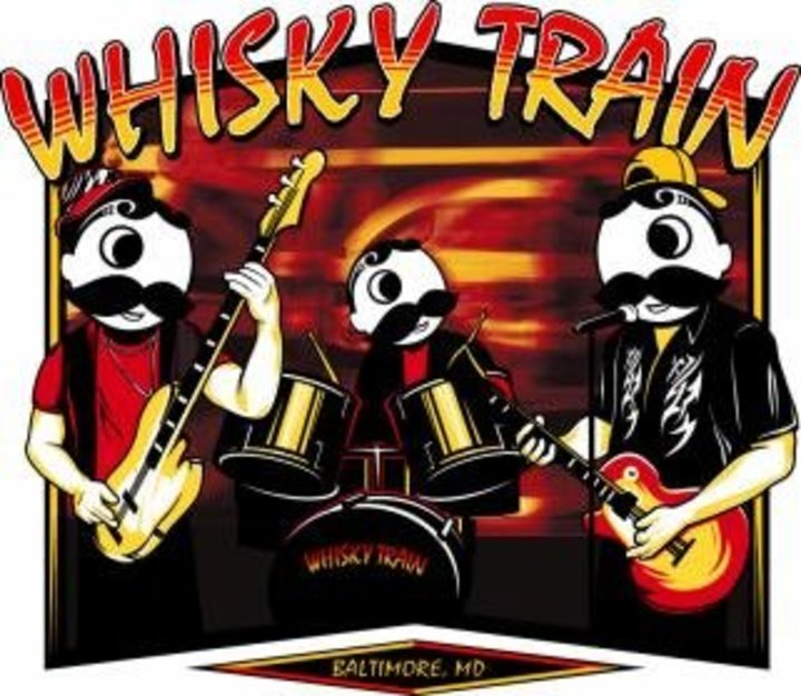 Whisky Train Tour Dates
