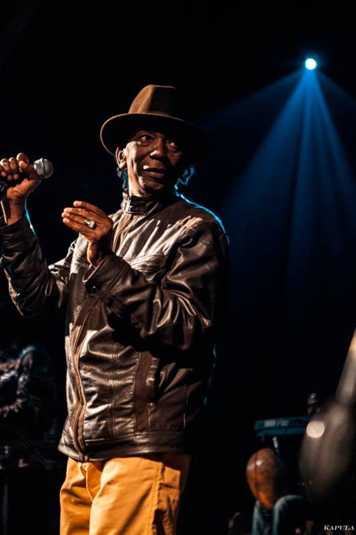 Thomas Mapfumo & The Blacks Unlimited Tour Dates