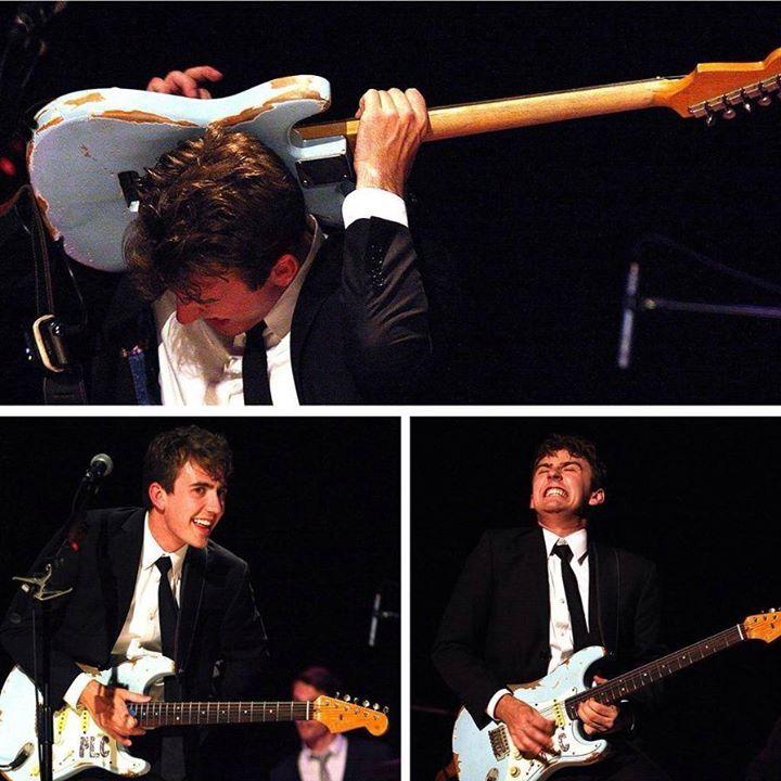 Paul Childers & The Black Tie Affair Tour Dates