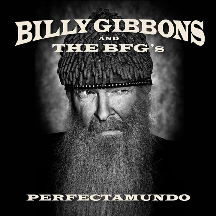Billy F Gibbons Tour Dates
