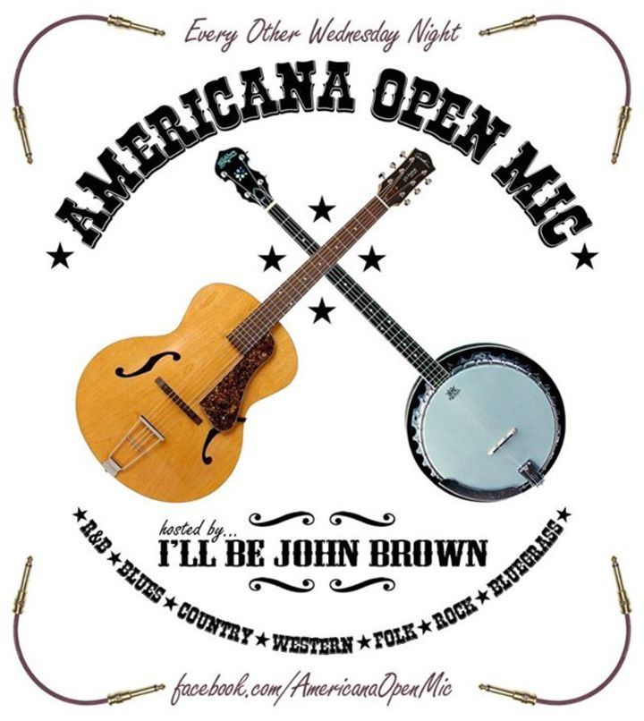Americana Open Mic Tour Dates