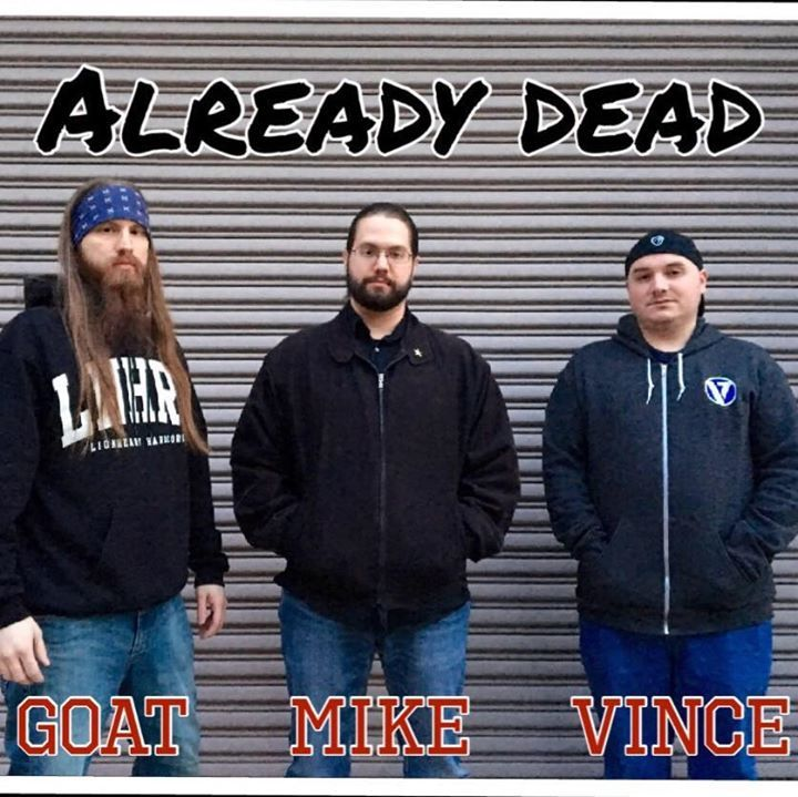 Already Dead Tour Dates