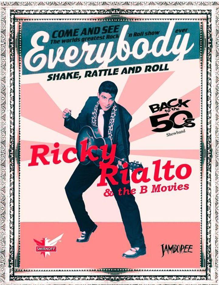 Ricky Rialto Tour Dates
