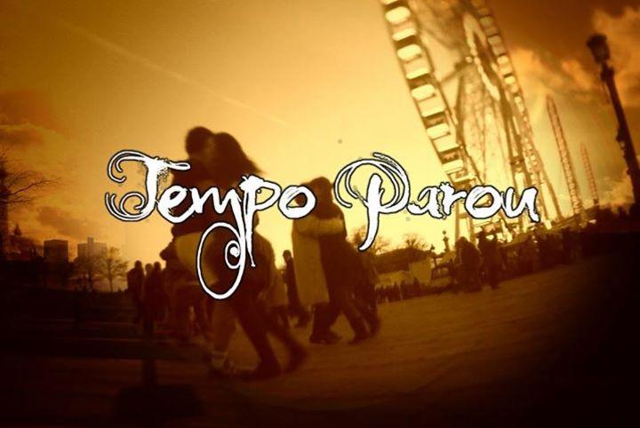 Tempo Parou Tour Dates