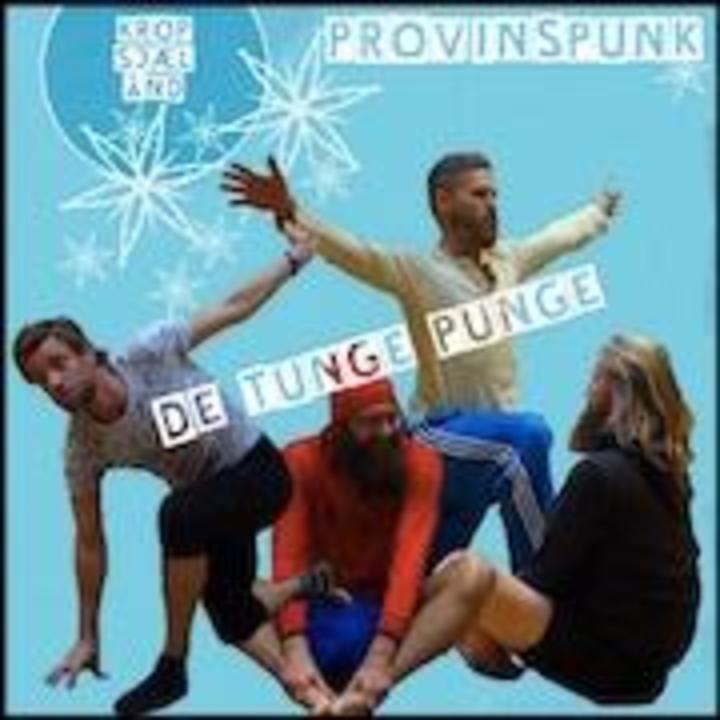 De Tunge Punge Tour Dates