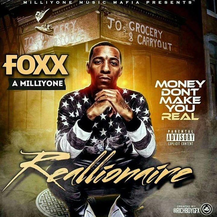 Foxx A Milliyone Tour Dates