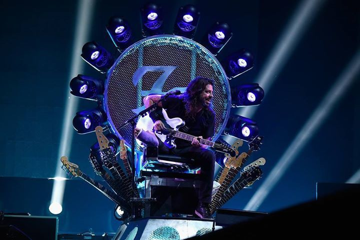 Foo Fighters Greece Tour Dates