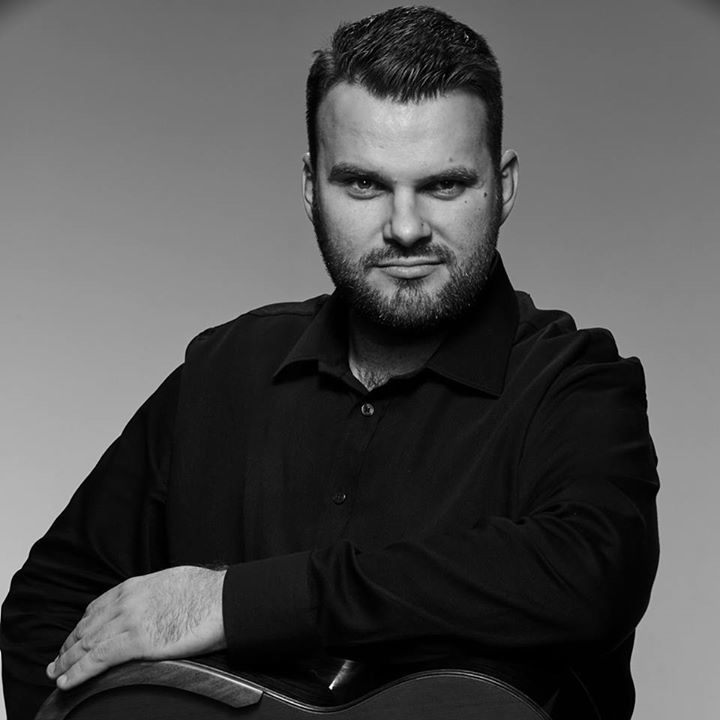 Łukasz Kuropaczewski @ Sala Sinfónica - San Juan, Puerto Rico