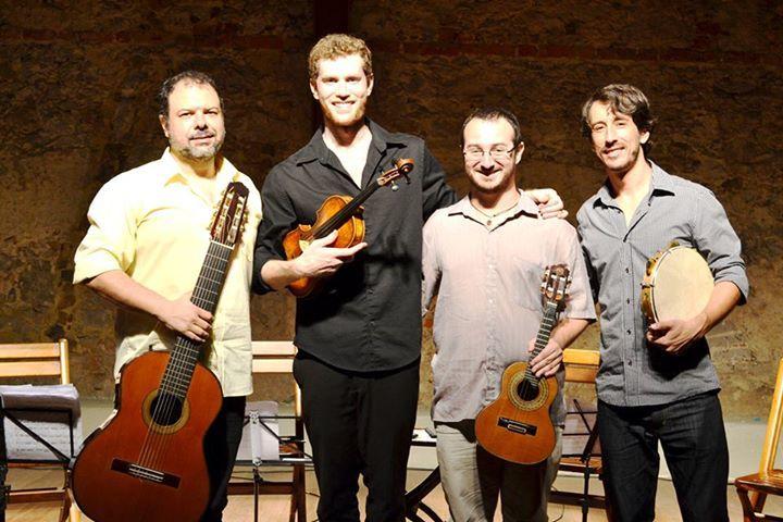 The Andrew Finn Quartet Tour Dates
