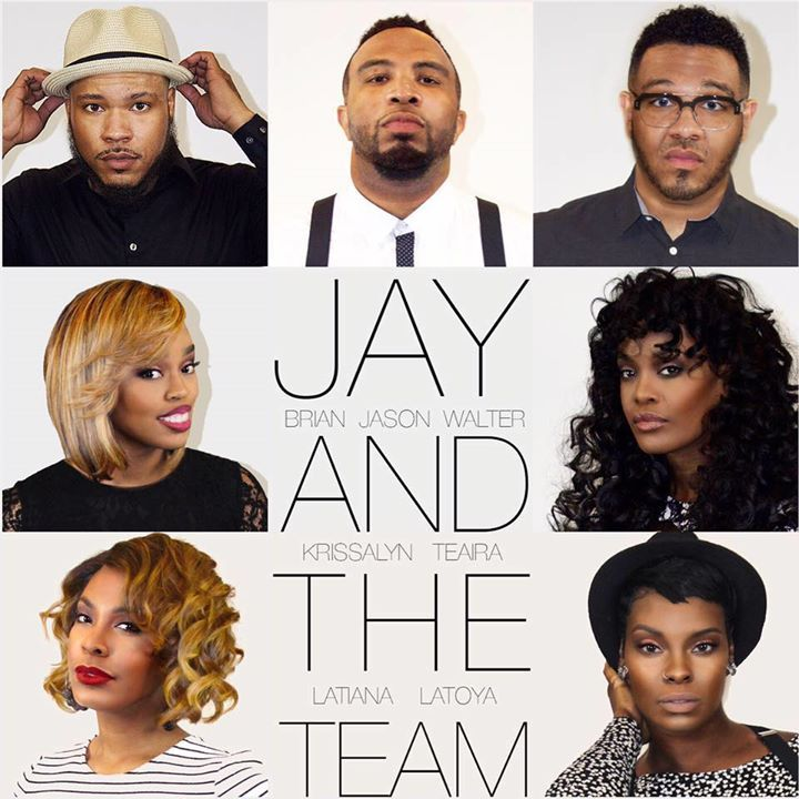 Jay & The Team Tour Dates
