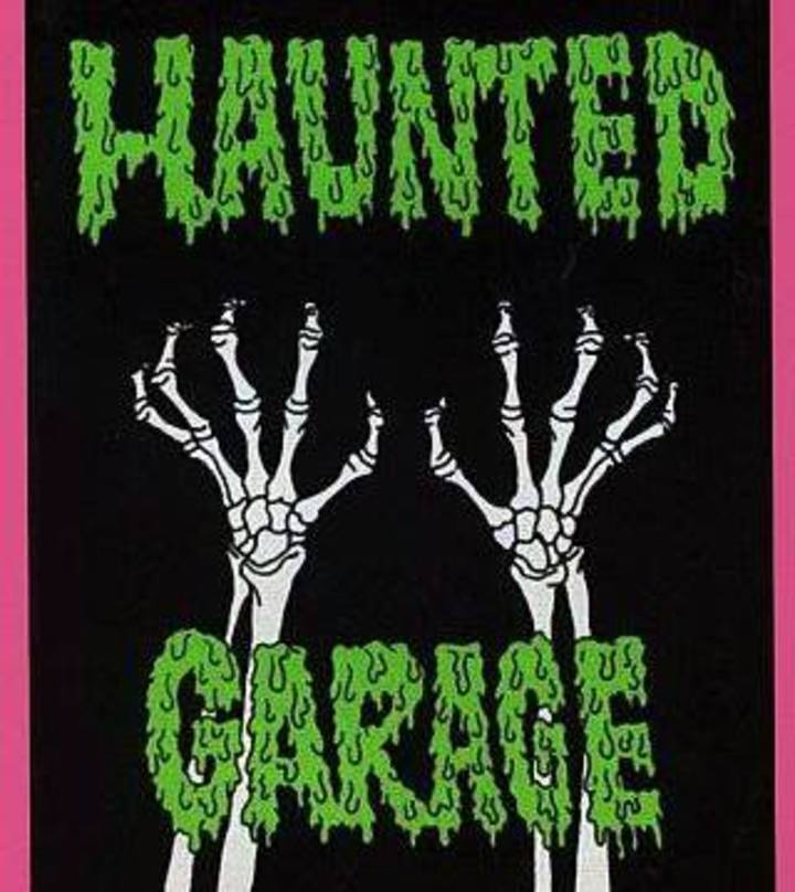Haunted Garage Tour Dates