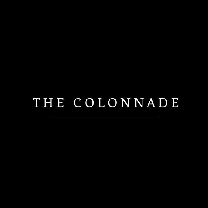 The Colonnade Tour Dates