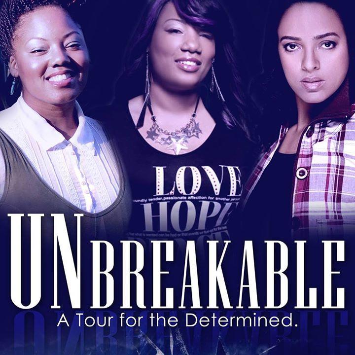 The UNbreakable Tour Tour Dates