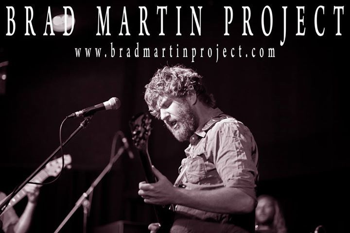 Brad martin project Tour Dates