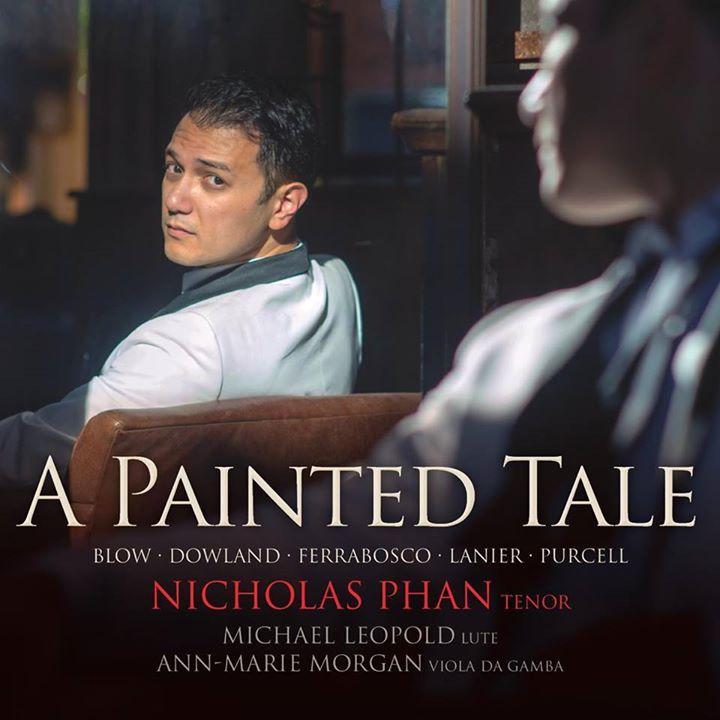 Nicholas Phan Tour Dates
