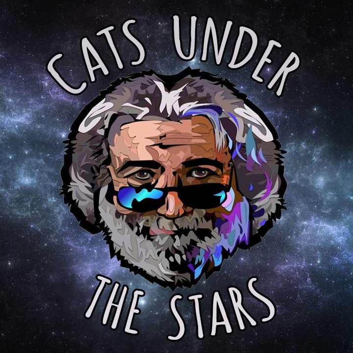Cats Under The Stars: Tribute to Jerry Garcia Band Tour Dates