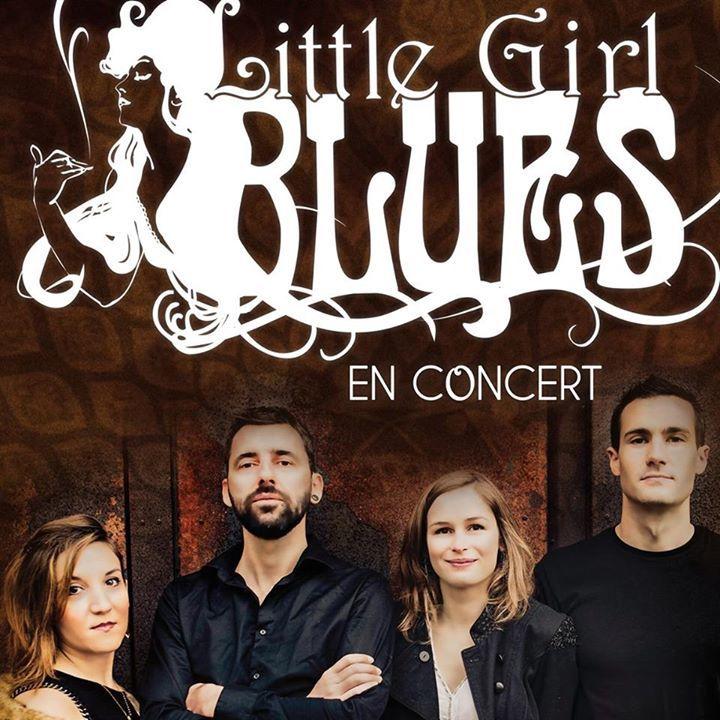 Little Girl Blues Tour Dates