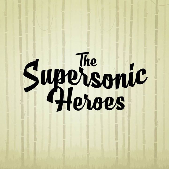 Supersonic Heroes Tour Dates