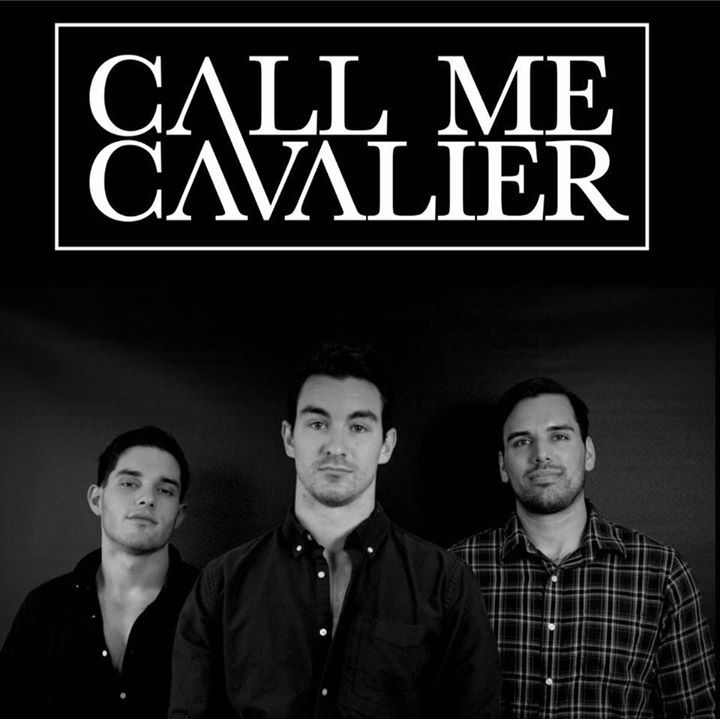 Call Me Cavalier Tour Dates