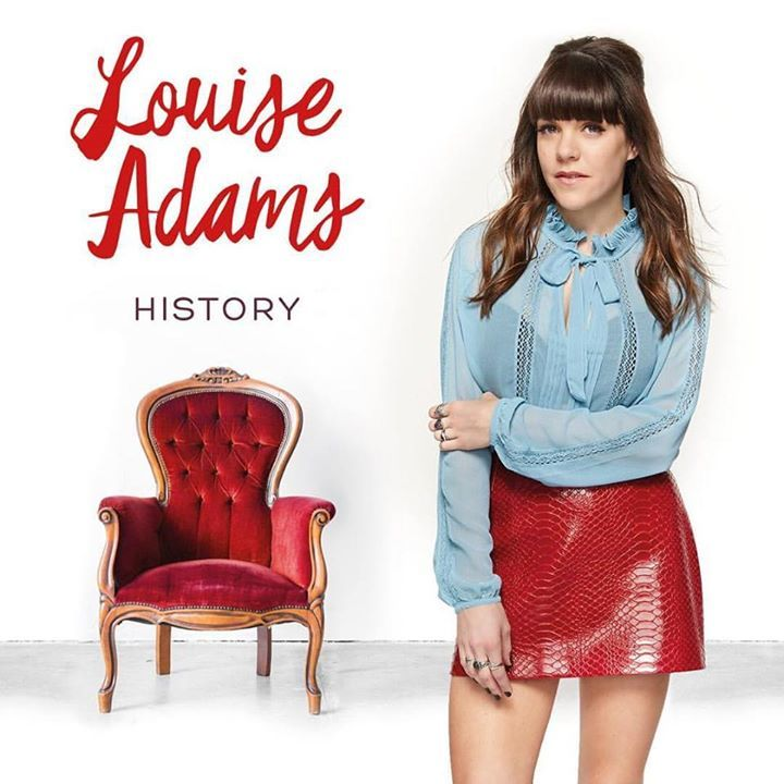 Louise Adams Tour Dates