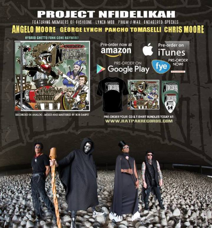 Project N-fidelikah Tour Dates