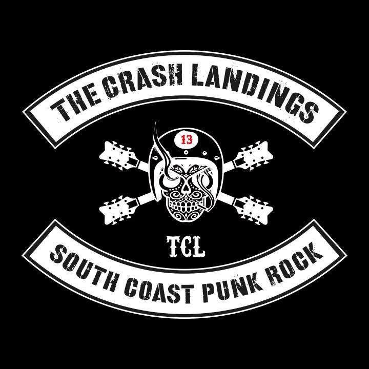 The Crash Landings @ Vale Social Club - Burslem, United Kingdom