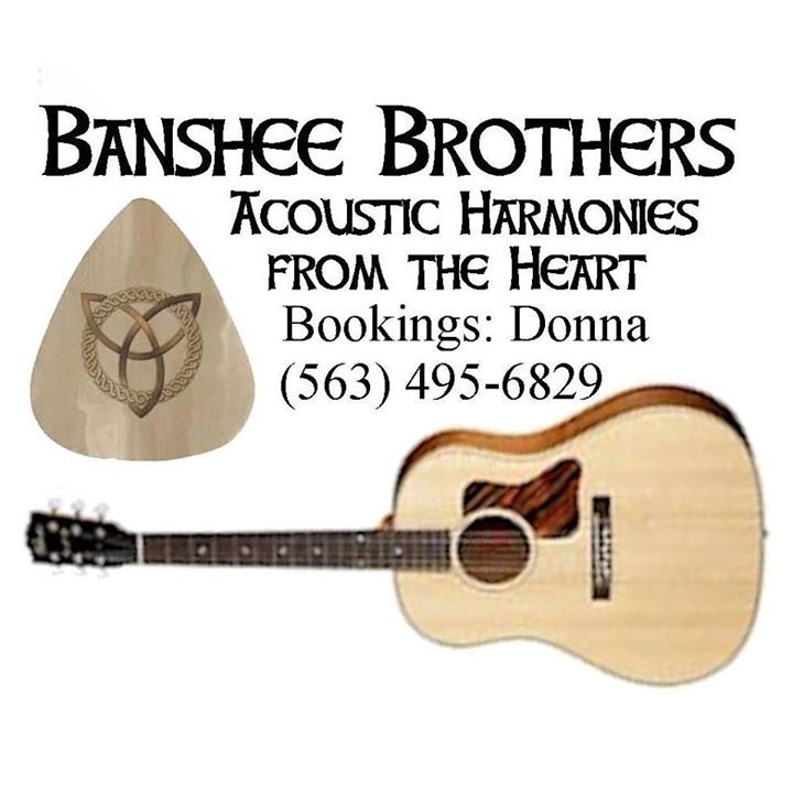 The Banshee Brothers @ Franklin Street Brewing Company - Manchester, IA