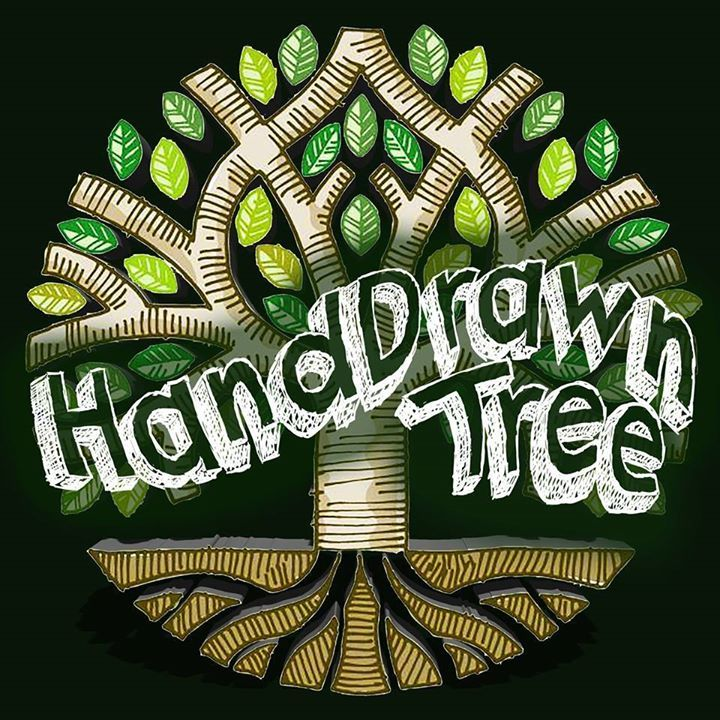 Hand Drawn Tree Tour Dates