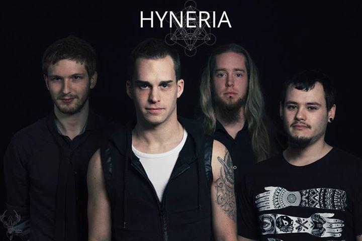 Hyneria Tour Dates