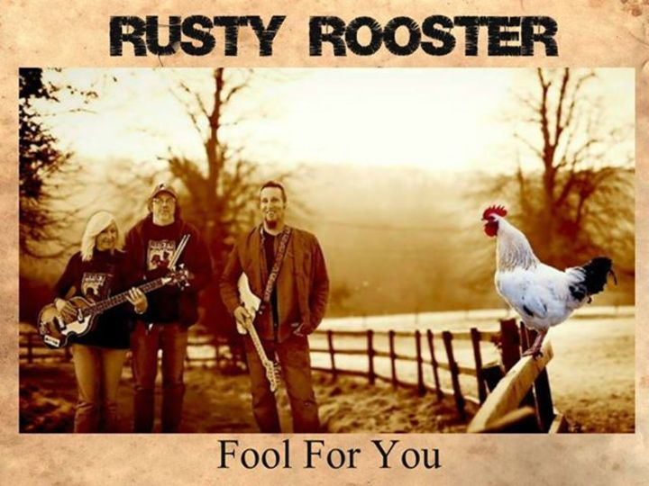 Rusty  rooster Tour Dates