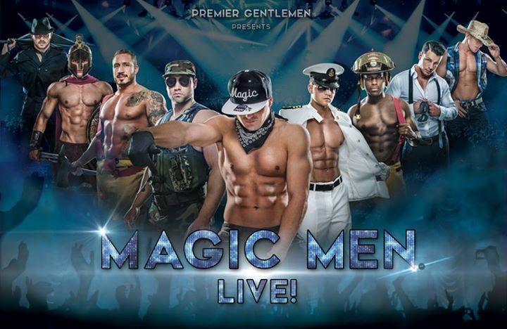 Magic Men Tour Dates