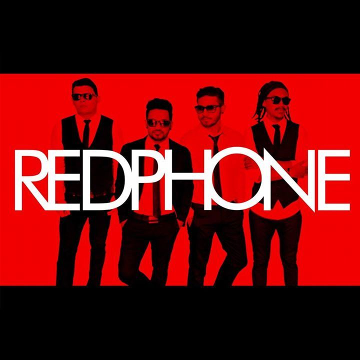 Banda Redphone Tour Dates