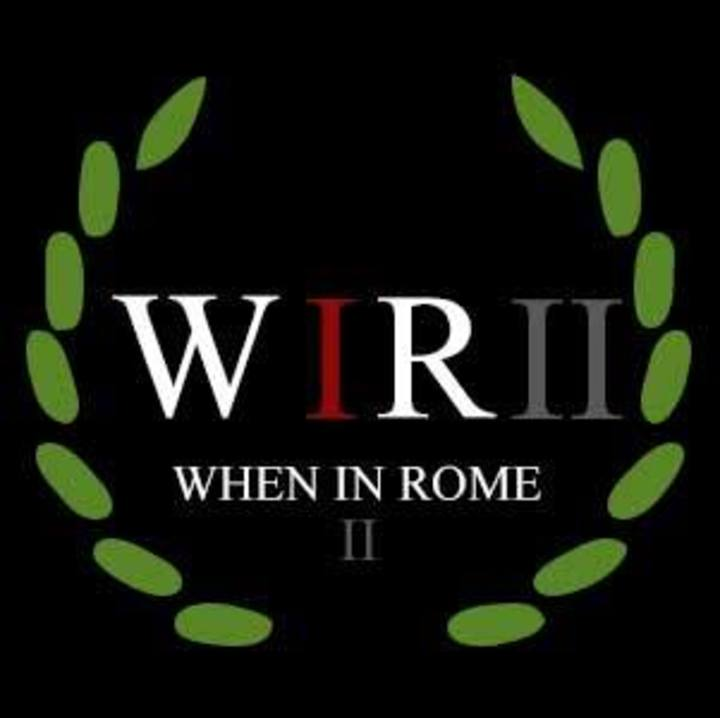 When In Rome II Tour Dates