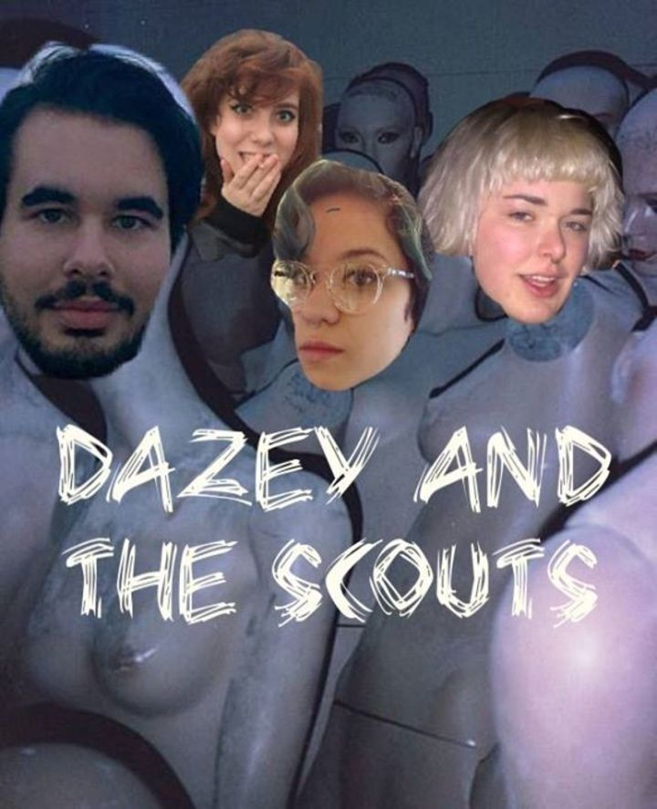 Dazey and the Scouts Tour Dates