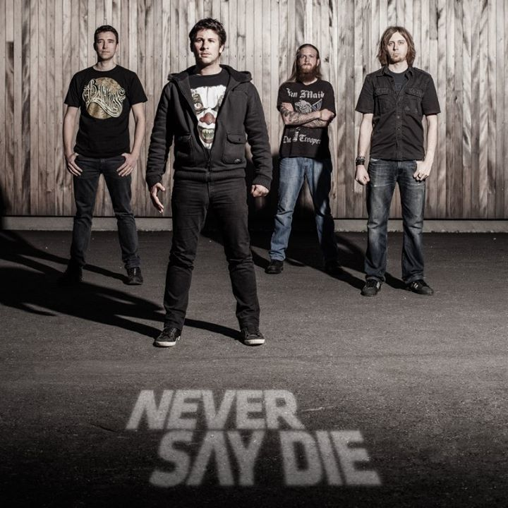 Never Say Die Tour Dates