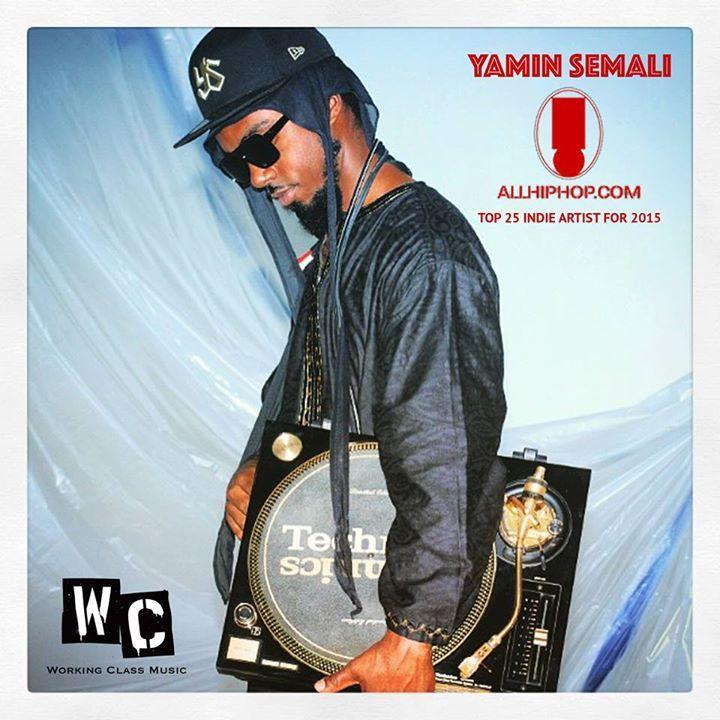 Yamin Semali Tour Dates