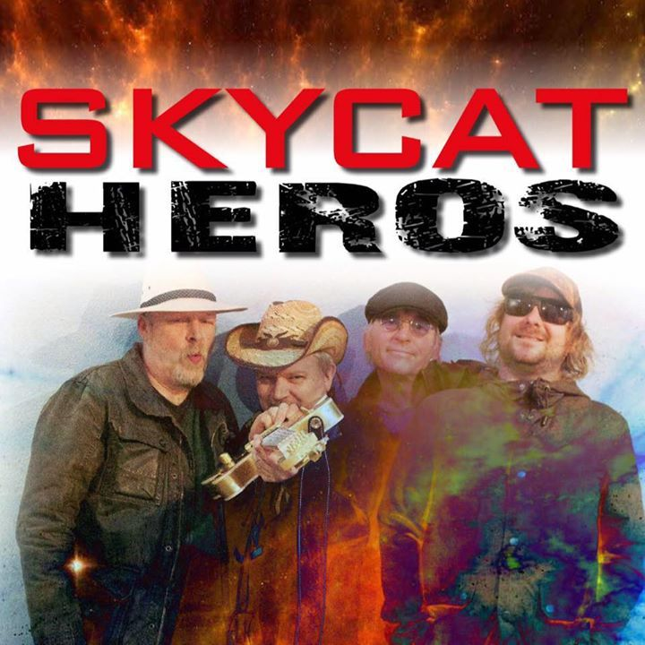 Skycat heros Tour Dates