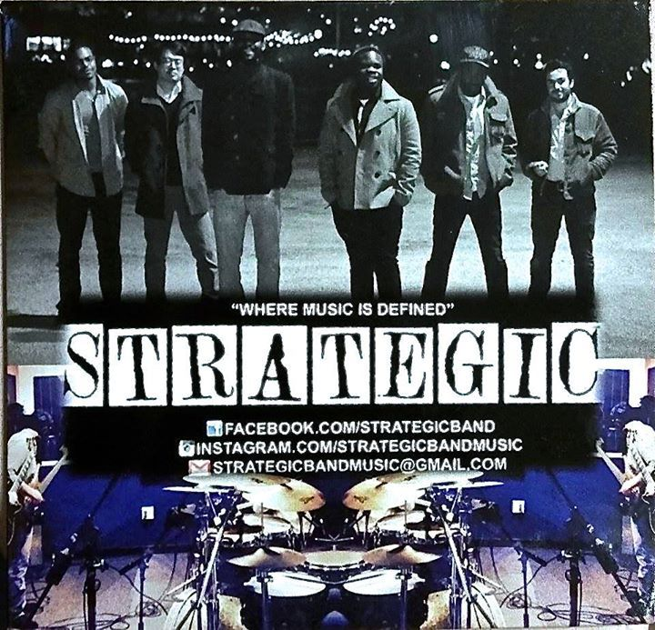 Strategic Tour Dates