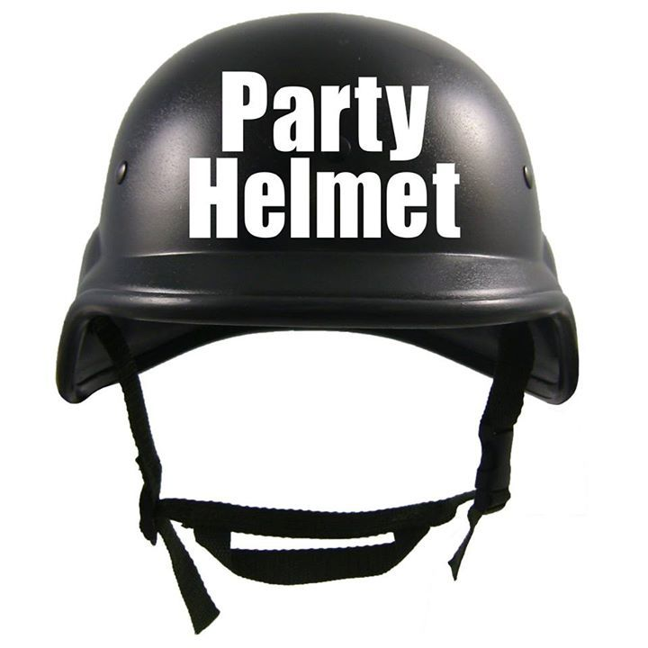 Party Helmet Tour Dates