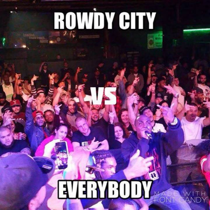 Rowdy City Tour Dates