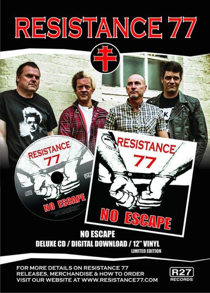 Resistance 77 Tour Dates