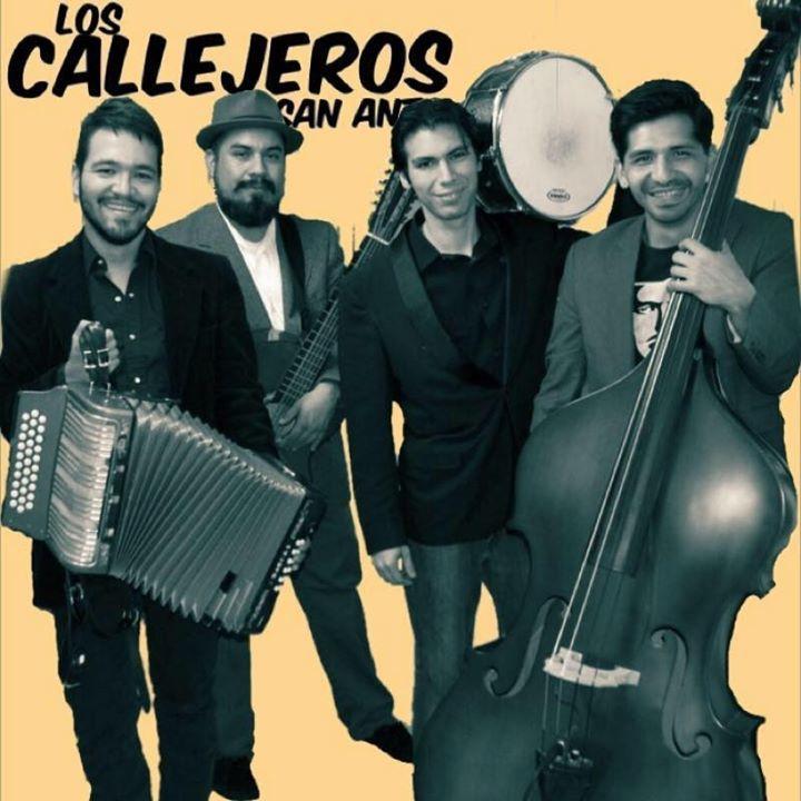 Los Callejeros de San Anto Tour Dates