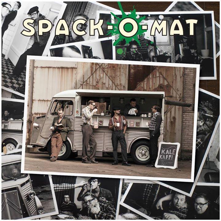 Spack-O-Mat Tour Dates
