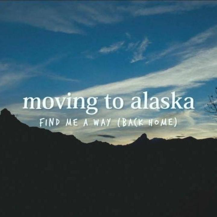 Moving to Alaska Tour Dates