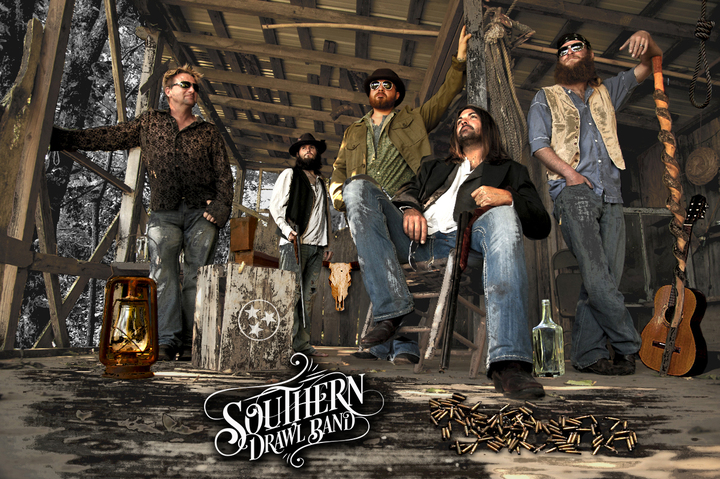 Southern Drawl Band @ Rendezvous Festival  - Panama City Beach, FL