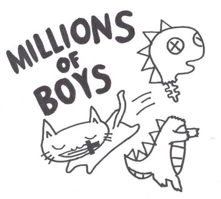Millions Of Boys Tour Dates
