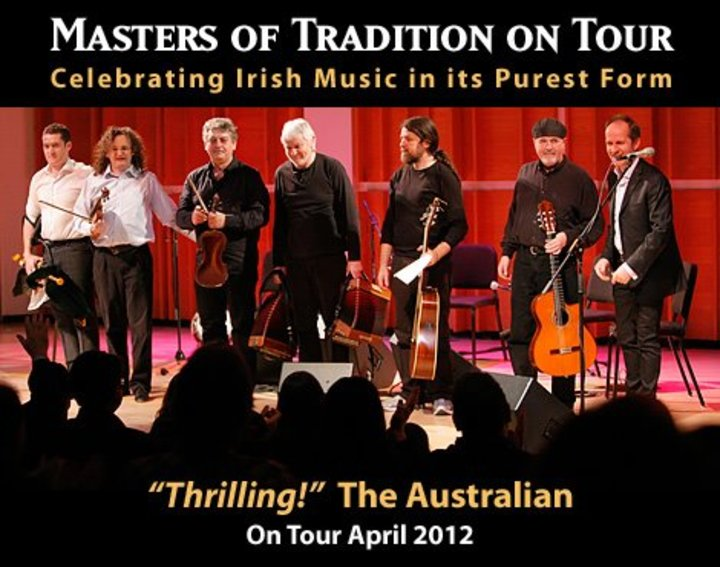 Masters of Tradition on Tour Tour Dates