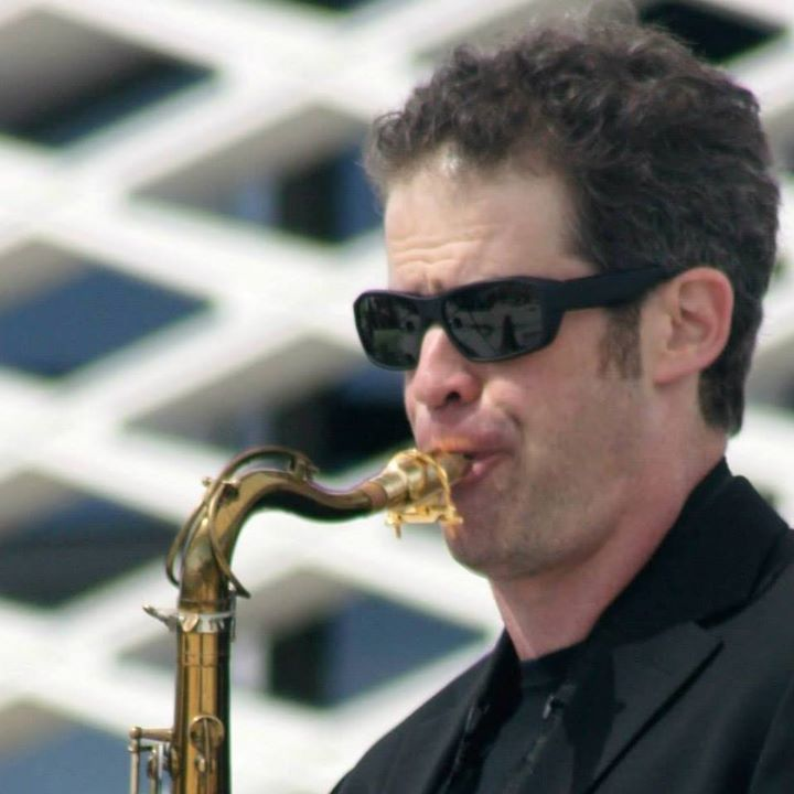 Anton Schwartz @ Jazz at Peace - Danville, CA